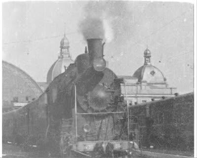 Lviv Awaiting Electric Locomotives