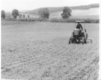 Tractor Plowing the Field – In Memory of the Deceased Kamenyar, Ivan Franko