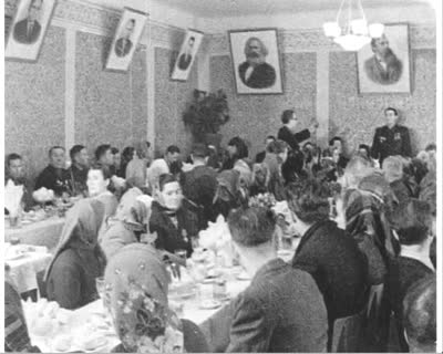 Soviet Order Bearers