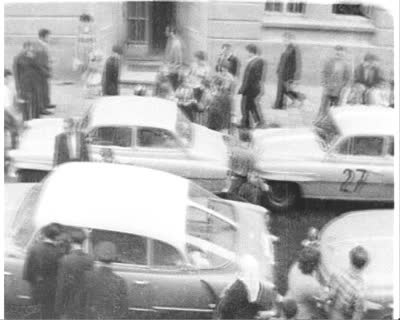 Participants of the Motor Rally in Lviv