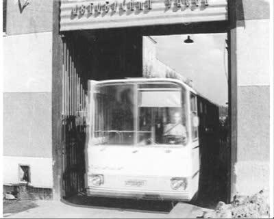 New Lviv Bus