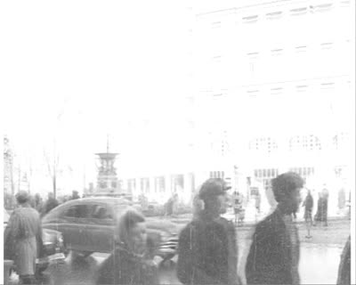 Erection of the Ivan Franko Monument