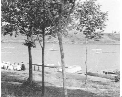 Canoeing Competition