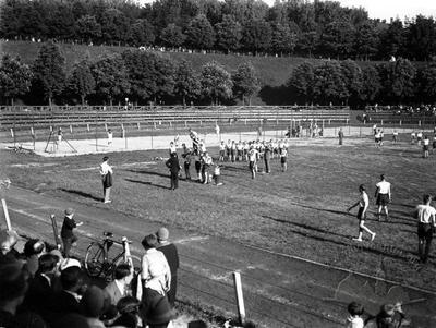 "15. Sport festival at ""Sokola-Materi"" stadium"