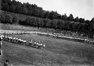"14. Sport festival at ""Sokola-Materi"" stadium"