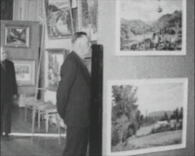 Exhibition of an Amateur Artist