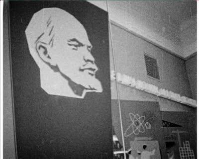 У Львівському філіалі Центрального музею В. І. Леніна - на Київ