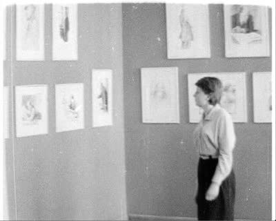 Exhibition at the Lenin Museum