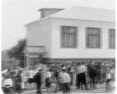 Дарунок дітям: Вербицька школа, Жидачівського району Львівської області