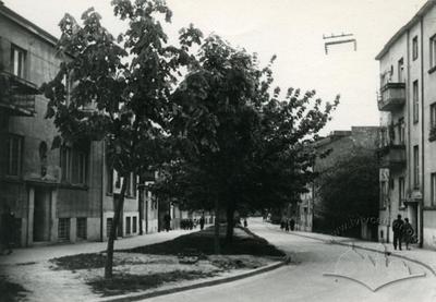 Вулиця Тютюнників