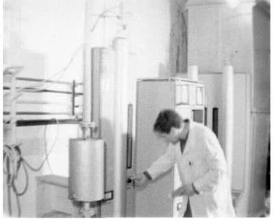 New Laboratory (Chemical Plant)