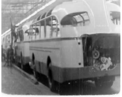 The Fifty Thousandth Bus (Lviv Bus Plant)