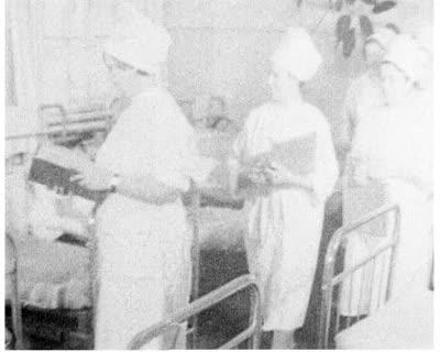Doctor Iryna Latyk, Hero of Labor