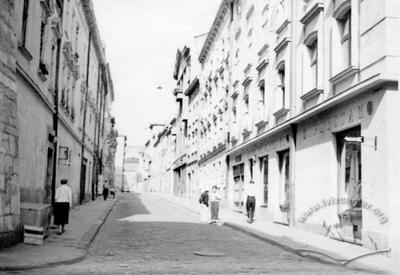 Вулиця Староєврейська
