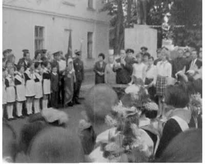 Гості піонерів м.Рави-Руської