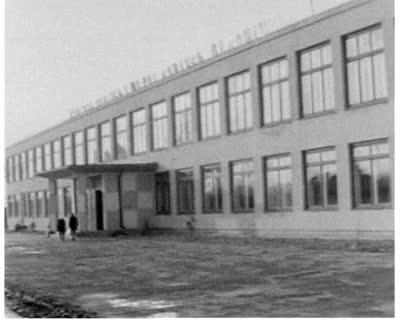 Школа в Ожидові