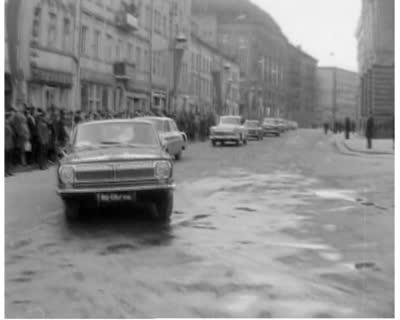 Автопробіг Москва - Прага