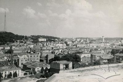 Panorama of the city from Kortumova mountain