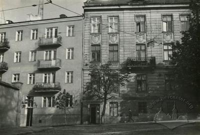 Kryvonosa street, buildings № 5 and 7