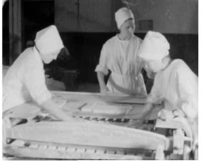 Sugar Production in Khodoriv