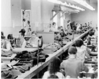 Shock Labor of the Progress Garment Factory
