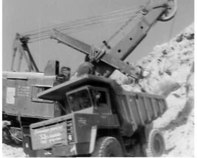 Mining in Rozdil