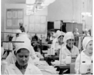 Successes of Hosiery Manufacturers