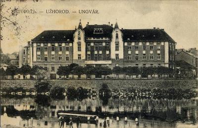Taras Shevchenko secondary school №1.