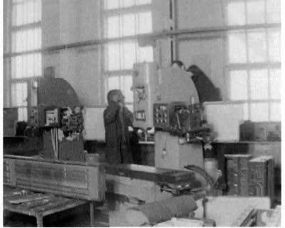 Machine Tools Made in Lviv