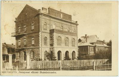 Former Boarding School of the Servant Sisters