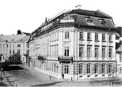 Piller Building. Corner of Vynnychenka and Lychakivska Streets