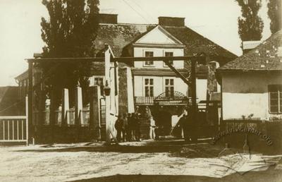 Former Celecki Palace