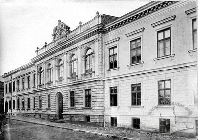 Former Chemical and Minerological Institute of the Lviv University