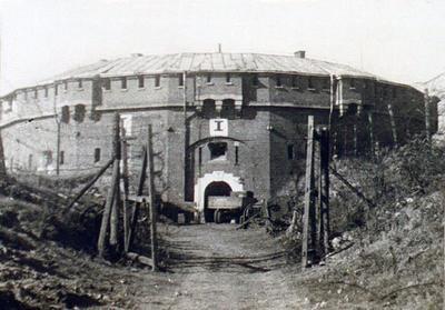 Tower No. 1 at the Citadel