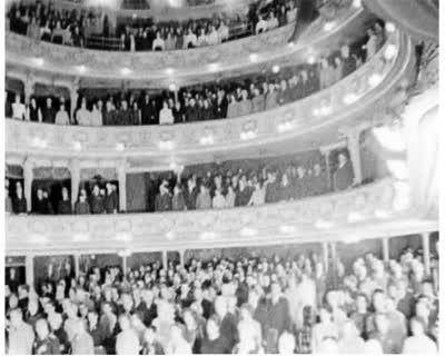 Solemn Assembly in Lviv