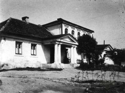 Former home of the merchant E. Gorenstein