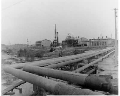 Sulfur Mining and Processing Above the Plan