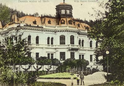 Baron Groedel palace
