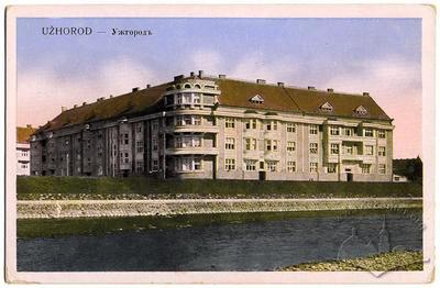 Residential Building in Nezalezhnosti Coastline