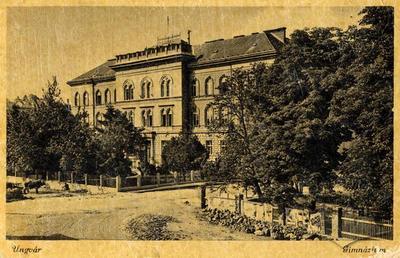 Хімічний факультет і ректорат Ужгородського Національного університету