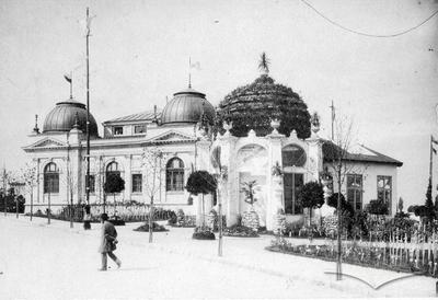 Kaszynski's and Wolinski's pavilion