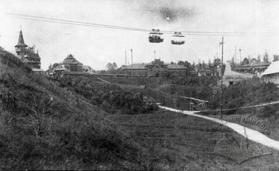 Cableway at the General Regional Exhibition