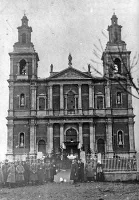 Former St. Anne's Cathedral