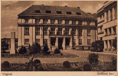 Bank in Pushkina Street