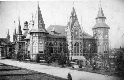 Pavilion of Earl Roman Pototsky