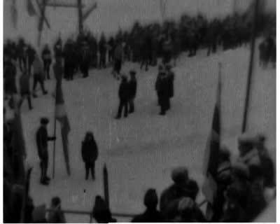 The Winter Spartakiad of Trade Unions of the Ukrainian Soviet Socialist Republic