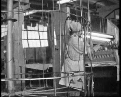 Shock Labor of Glassmakers