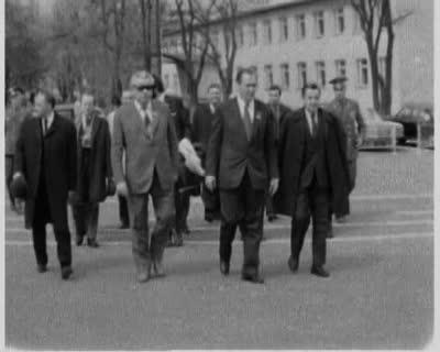Виїзд угорської партійної делегації