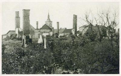 Бурштин, 1915 р.