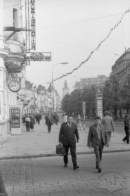 T.H. Shevchenko avenue